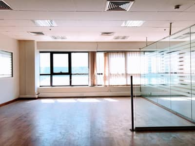 Office for Rent in Deira, Dubai - AED 60/sq.ft. with Free Chiller for 633 sq.ft. up to 1