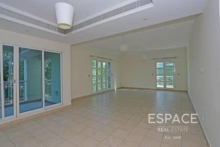 شقة 2 غرفة نوم للايجار في جرين كوميونيتي، دبي - Best Views   2 Bed Corner Unit   Vacant