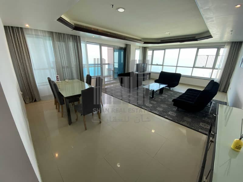 Montlhy | 2 Bed | Furnished Sea View | All Included |