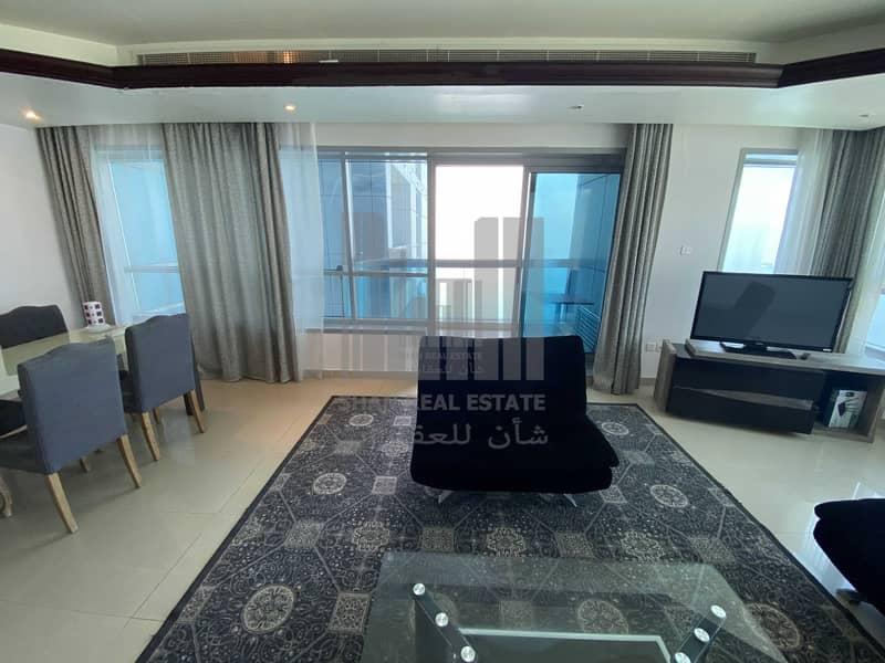 2 Montlhy | 2 Bed | Furnished Sea View | All Included |
