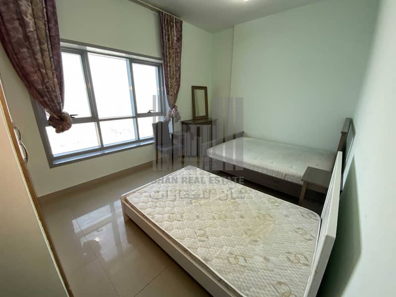 24 Montlhy | 2 Bed | Furnished Sea View | All Included |
