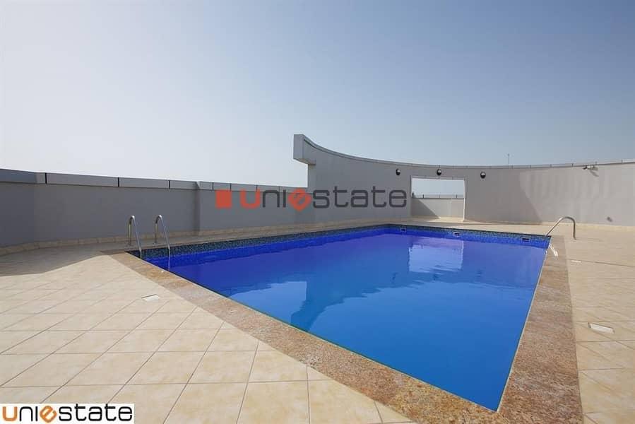 2 Balcony Studio with Flexible installments
