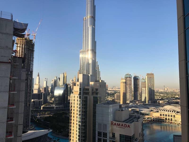 2 Burj View|Chiller Free|High Floor|Well Maintained|Vacant NowBurj View|Chiller Free|High Floor|Well Maintained|Vacant Now