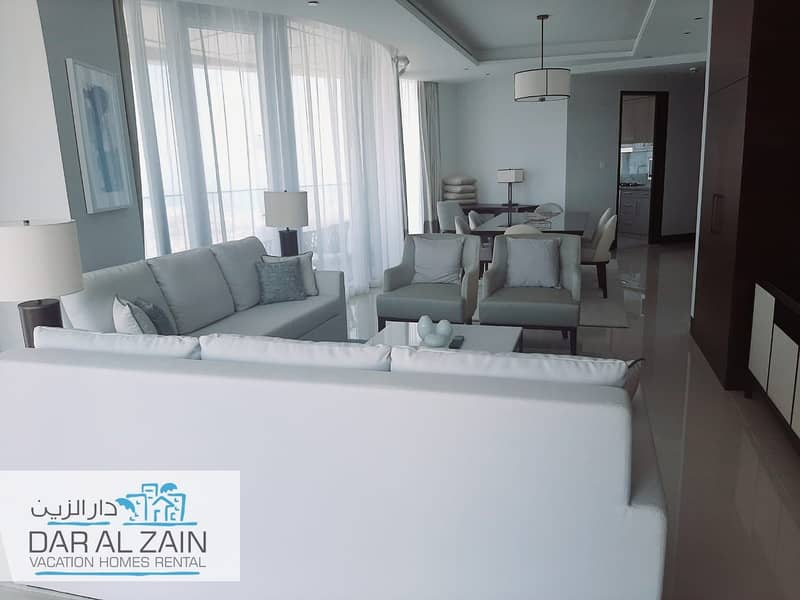 Stunning Fully furnished 4 Bedroom Apartment
