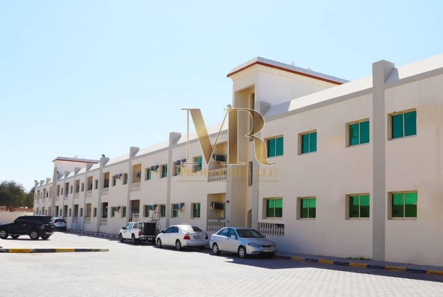 شقة في الخران 2 غرف 20000 درهم - 4830120