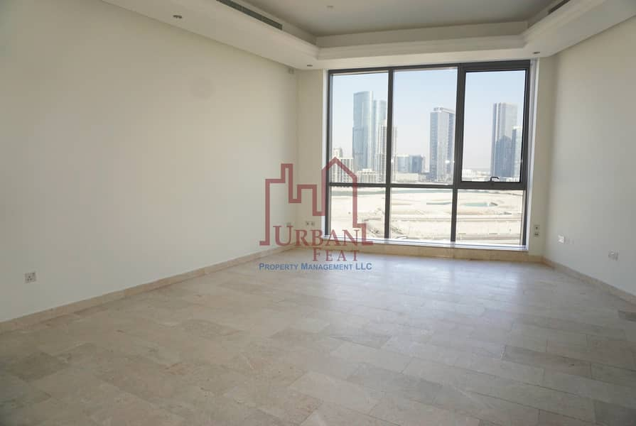 Vacant I 4 Payments I Huge 1BR+Maid in Leaf Tower