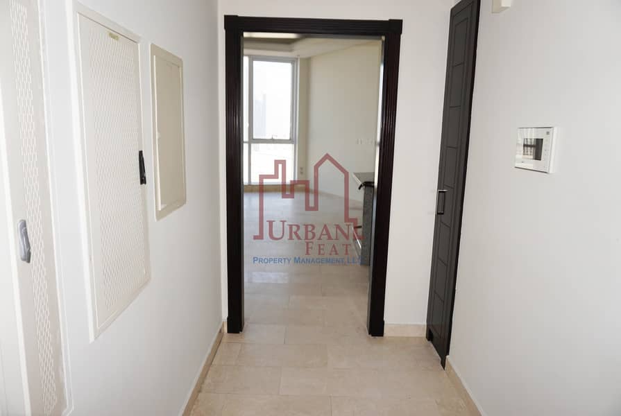 2 Vacant I 4 Payments I Huge 1BR+Maid in Leaf Tower