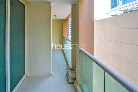 شقة 1 غرفة نوم للايجار في دبي مارينا، دبي - Unfurnished 1 Bedroom + Study or Maids Room