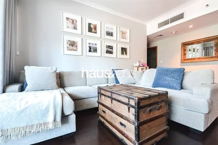 2 Bedroom Flat for Rent in Jumeirah Lake Towers (JLT), Dubai - Modern and Spacious 2 BR + Maid Fully Furnished
