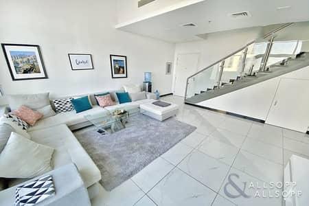 فلیٹ 1 غرفة نوم للبيع في قرية جميرا الدائرية، دبي - Stunning One Bedroom Duplex | Great Finish