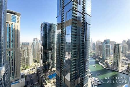 3 Bedroom Apartment for Sale in Dubai Marina, Dubai - Huge 3 Bedroom | Vacant | Partial Marina