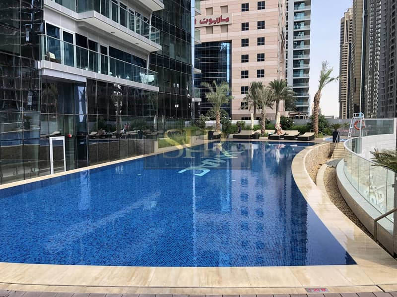 40 Stunning Sea View & Luxurious | 1 Month Free | Chiller Free