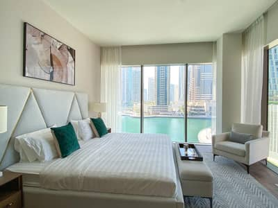 3 Bedroom Villa for Sale in Dubai Marina, Dubai - Not to be missed – 3BR Duplex Marina Villa