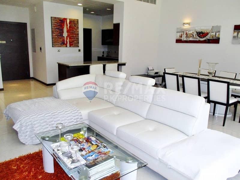 2 Fully Furnished 1 Bedroom Apt. | Burj Al Arab View
