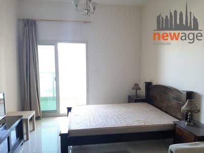 Studio for Rent in Dubai Sports City, Dubai - Luxurious Fully Furnished Studio Apartment l  Elite 2