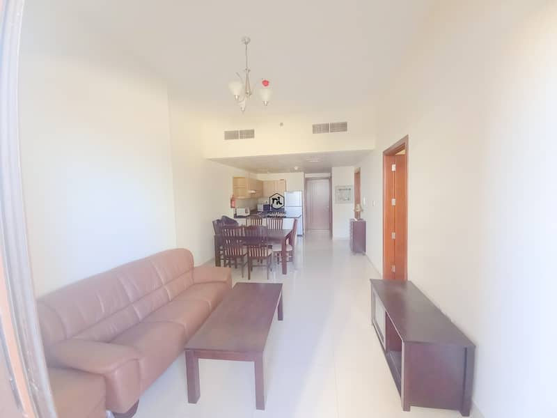 2 FULLY FURNISHED | 2 BED ROOM ENSUIT | BALCONY AND PARKING | ELITE 8 | SPORTS CITY