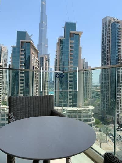 فلیٹ 2 غرفة نوم للبيع في وسط مدينة دبي، دبي - Burj Khalifa View   2 Bedrooms with Balcony