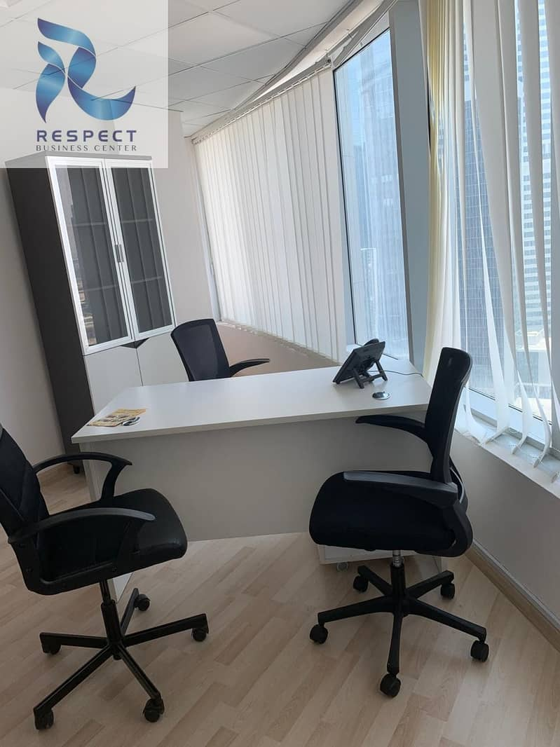 12 DEDICATED DESKS | Package Deal! Only 6500
