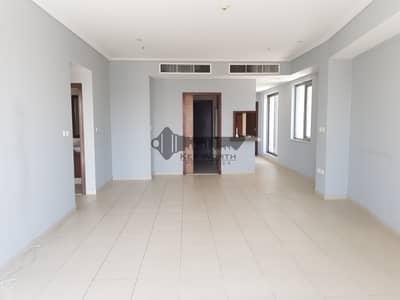 2 Bedroom Flat for Rent in Downtown Dubai, Dubai - Biggest 2BR in South Ridge | High Floor | Community view