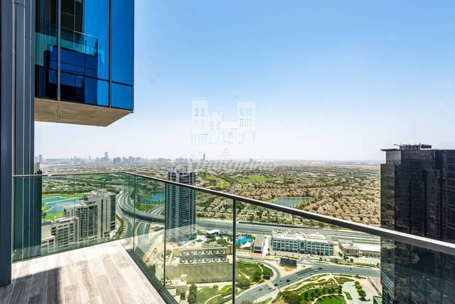 20 LUXURY & ELEGANCE | 3BED+M | HIGH END AMENITIES
