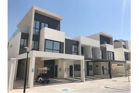 تاون هاوس 5 غرف نوم للبيع في شارع السلام، أبوظبي - تاون هاوس في فاية حدائق بلووم بلوم جاردنز شارع السلام 5 غرف 4100000 درهم - 4830459