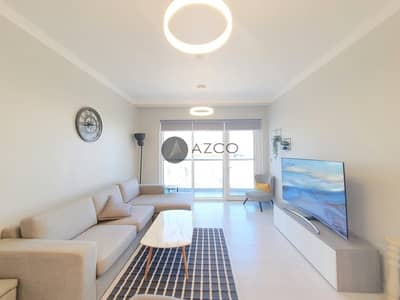 1 Bedroom Apartment for Rent in Jumeirah Village Circle (JVC), Dubai - FULLY FURNISHED   ELEGANT FURNITURE  AMAZING OFFER