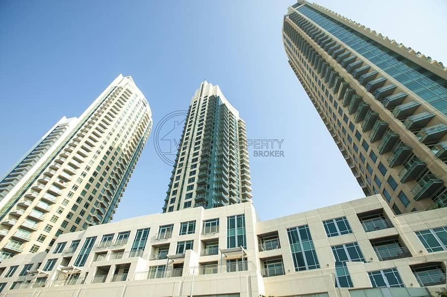Chiller FREE I Amazing View 1 BR | Low Floor