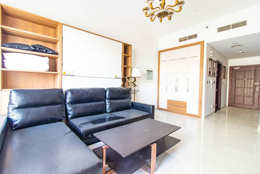 2 With 360 Video Tour | Fully Furnished Studio Brand New Apartment