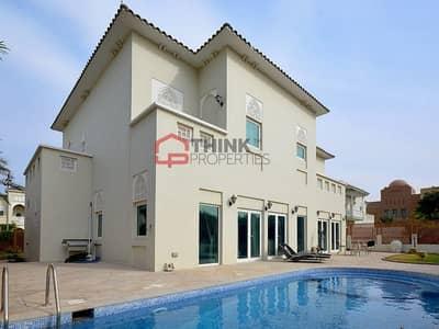 Genuine 5BR+M in Al Furjan | Independent Villa