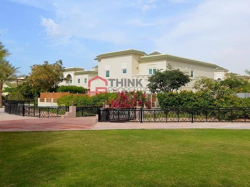 2 Genuine 5BR+M in Al Furjan | Independent Villa
