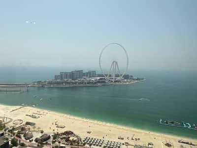 فلیٹ 3 غرف نوم للايجار في جميرا بيتش ريزيدنس، دبي - Furnished 3 Bedroom Apartment with Sea Viewin Rima...