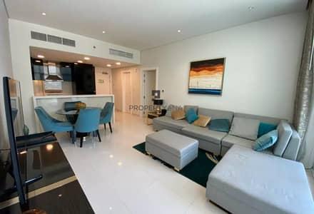 شقة 2 غرفة نوم للبيع في الخليج التجاري، دبي - Beautifully Furnished 2BR | Partial Canal View