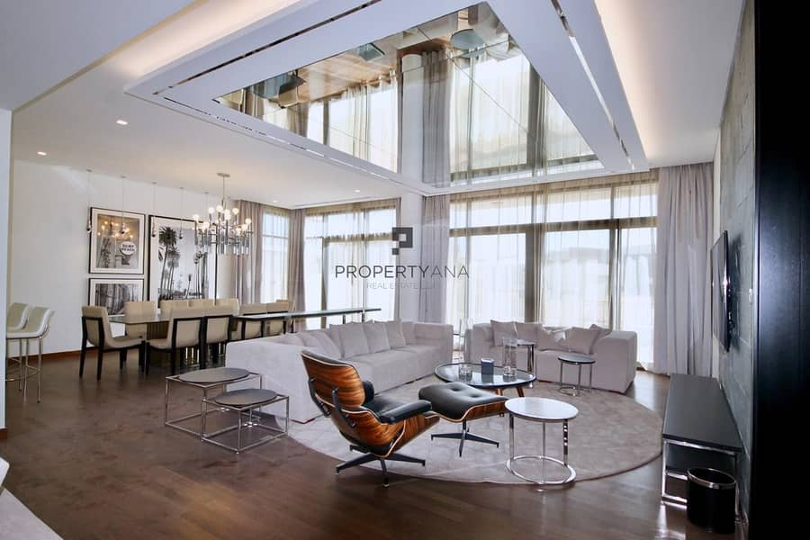 Luxurious  | Furnished |Post handover Payment Plan