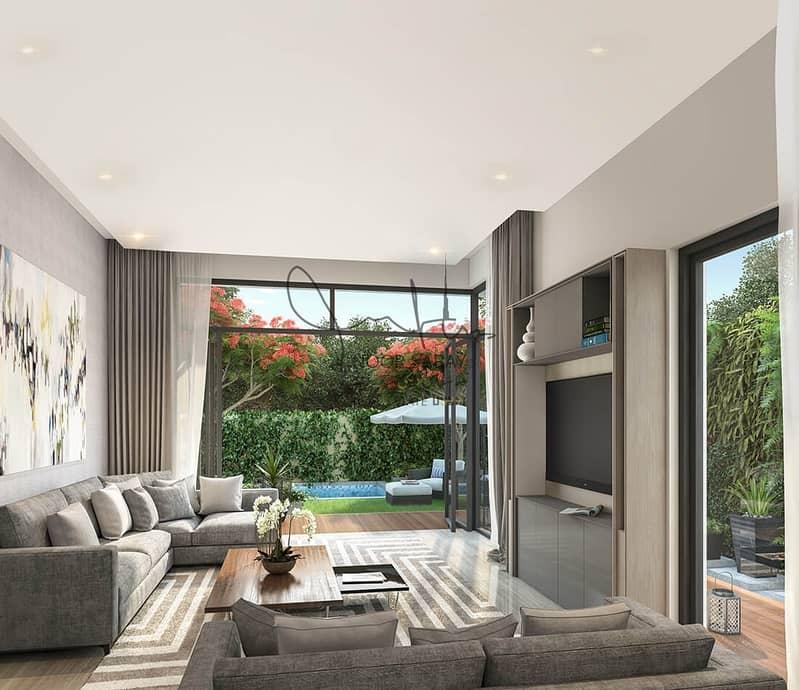 10 Luxury Gardenia Villa in Meydan One - 25 / 75 Post Handover Payment Plan over 3 years