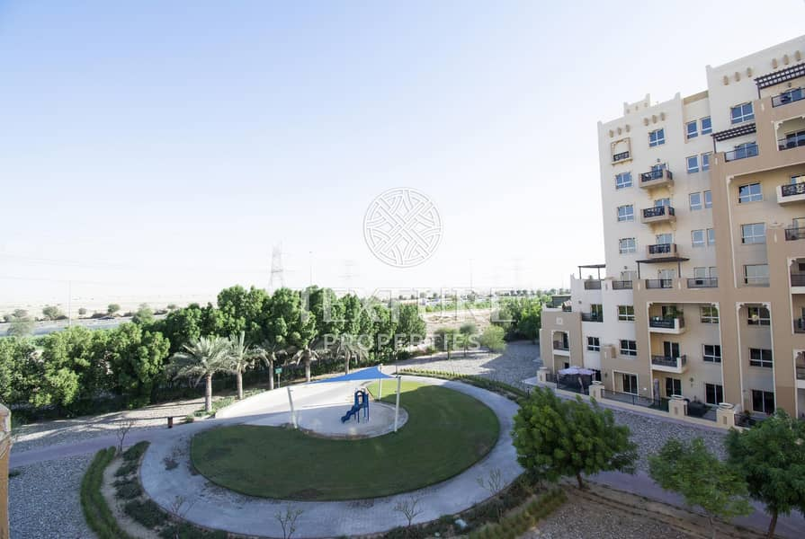 18 Spacious & Huge | 1 Bedroom Apartment for Rent | Al Ramth 37 | Remraam