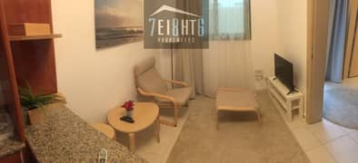 Beautifully presented: Studio FURNISHED apartment