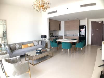1 Bedroom Apartment for Rent in Dubai Hills Estate, Dubai - Fully Furnished | Chiller Free | Luxurious Furniture