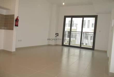 فلیٹ 1 غرفة نوم للايجار في تاون سكوير، دبي - Standard Finish  Wide Balcony  Mid Floor Apt