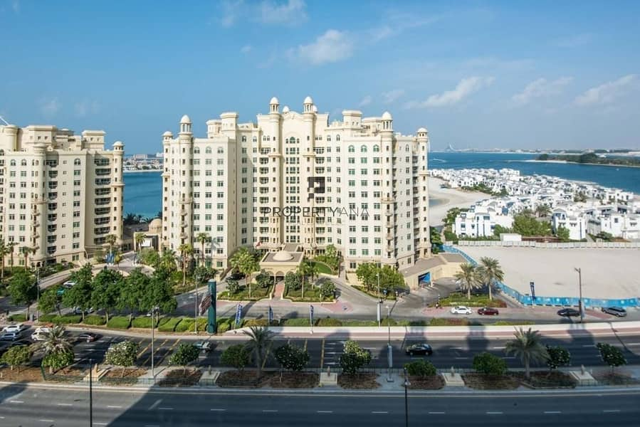 2 Unfurnished | VOT | Penthouse 4 Bedroom |Palm Jumeirah