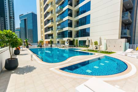 2 Bedroom Apartment for Rent in Downtown Dubai, Dubai - Beautiful 2 Bed | Bright Apartment | Spacious Modern Balcony