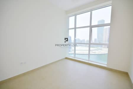 1 Bedroom Apartment for Rent in Business Bay, Dubai - 1 Bedroom + Study | Mid Floor | Canal View