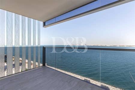بنتهاوس 4 غرف نوم للبيع في نخلة جميرا، دبي - Luxurious Penthouse on Palm   Furnished 4 Bed