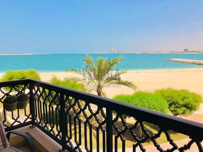 2 Luxury Sea View Apartment! Furnished Studio