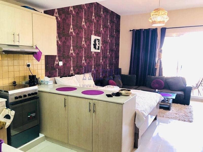 10 Luxury Sea View Apartment! Furnished Studio