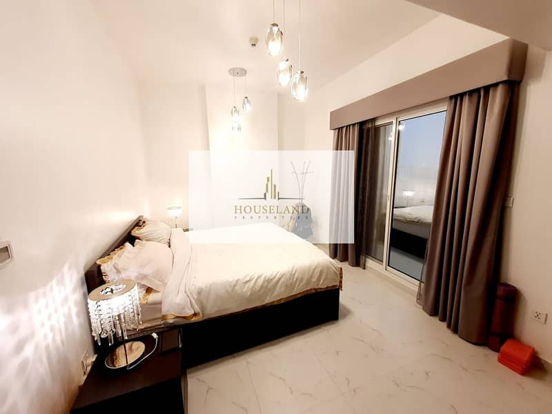5 Star Upgraded   2BR Apartment   Fully Furnished  Mazaya 4