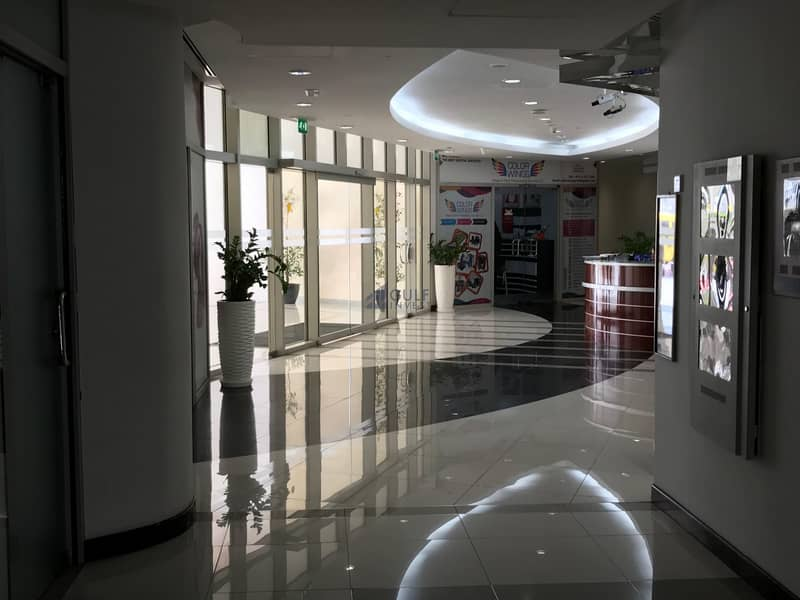 18 FITTED OFFICE |NEAR TO METRO |HIGH FLOOR