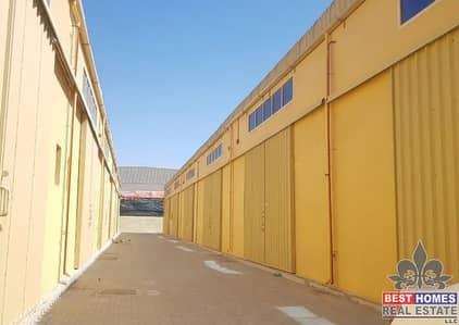 Warehouse for Rent in Al Jurf, Ajman - Warehouse for Rent in Al Bahya, Ajman