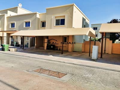 4 Bedroom Villa for Sale in Al Reef, Abu Dhabi - Ready to move in! Single-row 4 bedroom | Prime location!