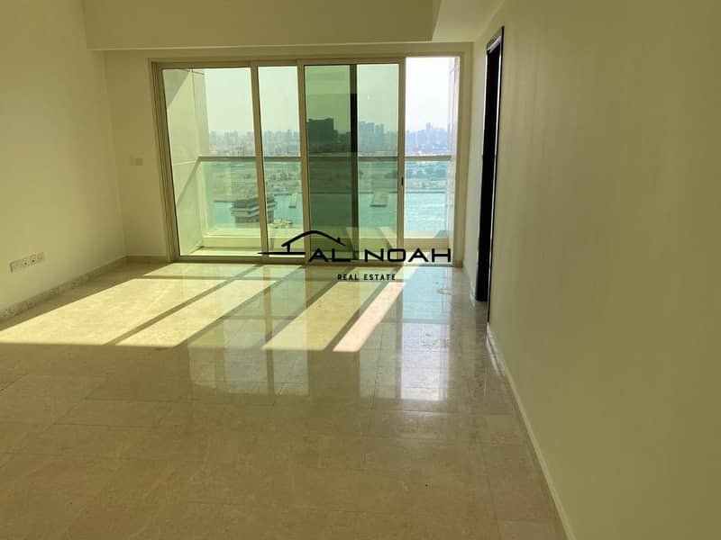 2 High Floor Ready to Move in 1 BR Apt with Full Sea View