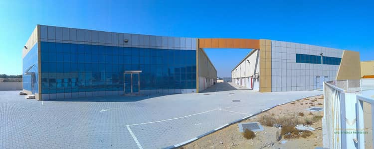 Warehouse for Sale in Dubai Investment Park (DIP), Dubai - INDUSTRIAL/COMMERCIAL WAREHOUSE FOR SALE IN DIP 2